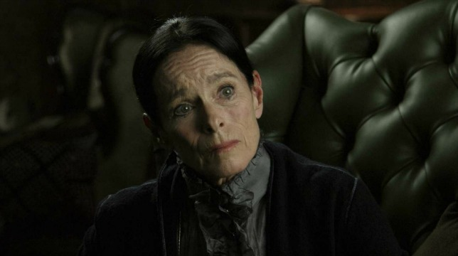 Geraldine Chaplin in a scene from The Broken Key