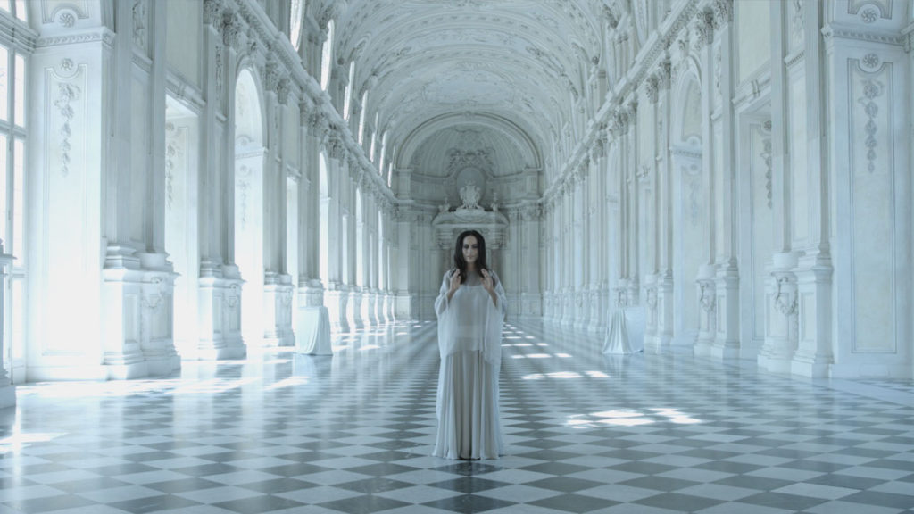 The Broken Key - scene filmed at the Venaria Reale