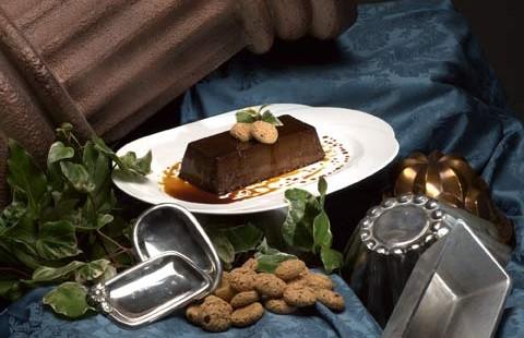 bonet chocolate desert