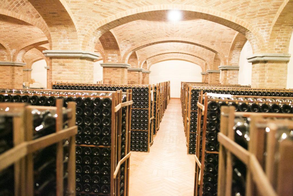 Barolo wine tasting at Sandrone winery