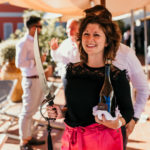 Barolo Wine Tasting blog post - Amanda Courtney photo of author