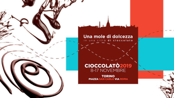 Turin's Chocolate Festival - Cioccolato event logo for 2019