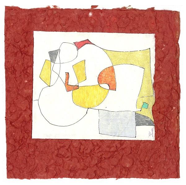 La Morra Artist, Tina Ciravegna's abstract artwork