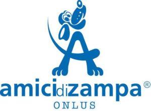 Amici di Zampa dog and cat refuge in Alba company logo of a dog